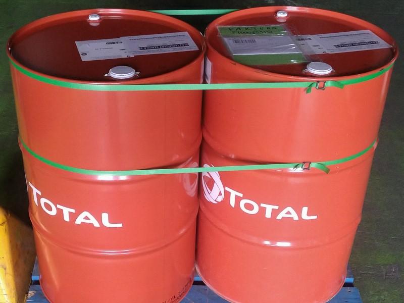 Olej grzewczy Total